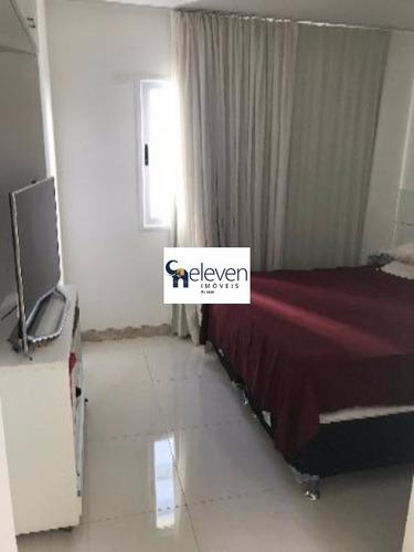 apartamento para venda patamares, salvador 2 dormitórios sendo 2 suítes, 1 sala, 1 banheiro, 1 vaga, 88 m². - tjl84 - 4708251