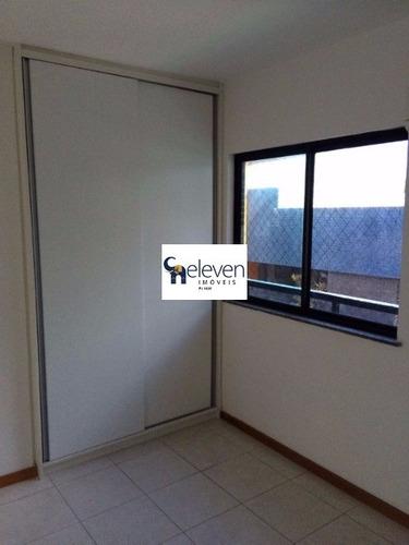 apartamento para venda pituba, salvador 2 dormitórios sendo 1 suíte, 1 sala, 1 banheiro, 1 vaga, 72 m² - tnv7038 - 31947248