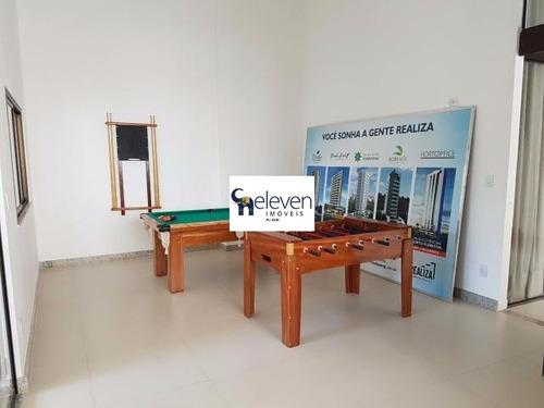 apartamento para venda pituba, salvador 2 dormitórios sendo 2 suítes, - tnv7824 - 31915915