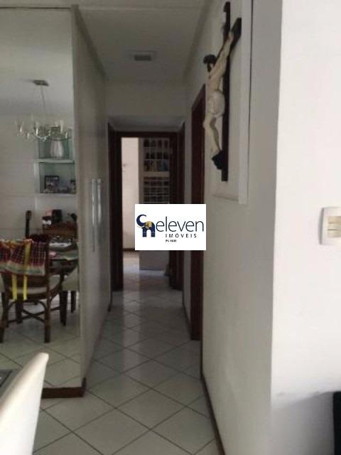 apartamento para venda pituba, salvador 3 dormitórios sendo 1 suíte, 1 sala, 3 banheiros, 2 vagas 95,00 útil preço: r$580.000 , condomínio: r$ 900 iptu: r$ 1500 - tjl7011 - 4703737
