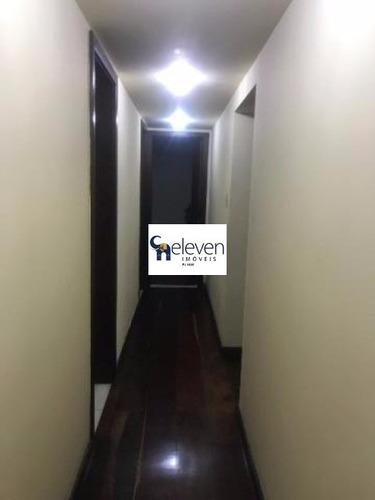 apartamento para venda pituba, salvador, 4 dormitórios sendo 4 suítes, r$ 750.000,00, condomínio  r$ 1.200,00, iptu r$ 180,00, 1 sala, quarto de empregado com banheiro,1 banheiro s - tnv7801 - 4956479