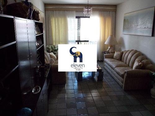 apartamento para venda pituba, salvador (paulo vi)  4 dormitórios sendo 1 suíte, 1 sala, 3 banheiros, 2 vagas 140,00 útil, 140,00 total  preço: r$540.000,00  ou opção  aluguel: r$2 - tbm696 - 4408821