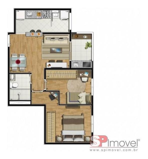 apartamento para venda por r$260.000,00 - vila curuca, santo andré / sp - bdi17016