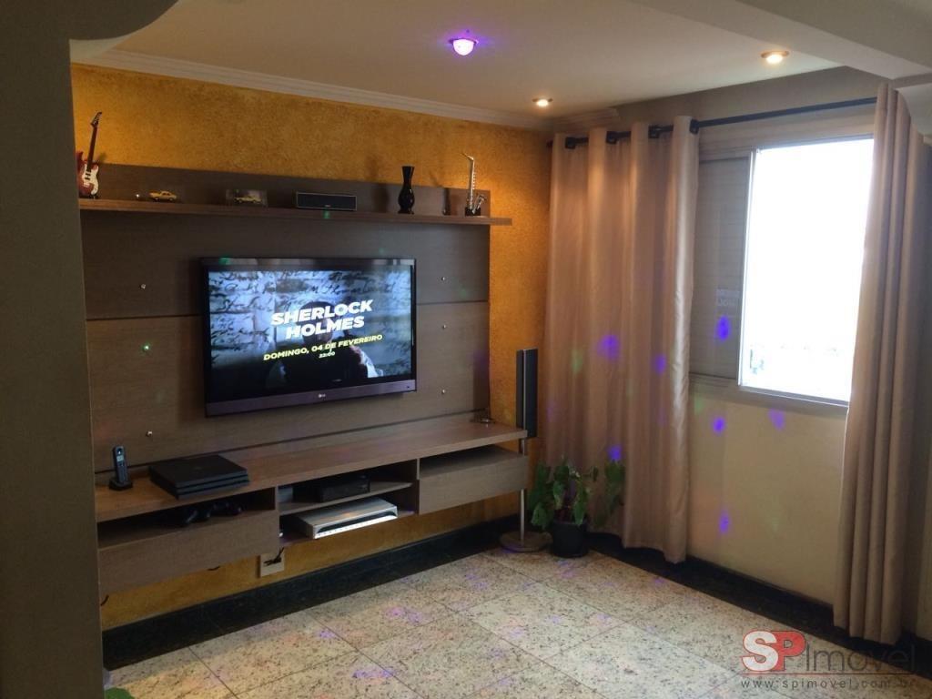 apartamento para venda por r$300.000,00 - vila palmares, santo andré / sp - bdi17105