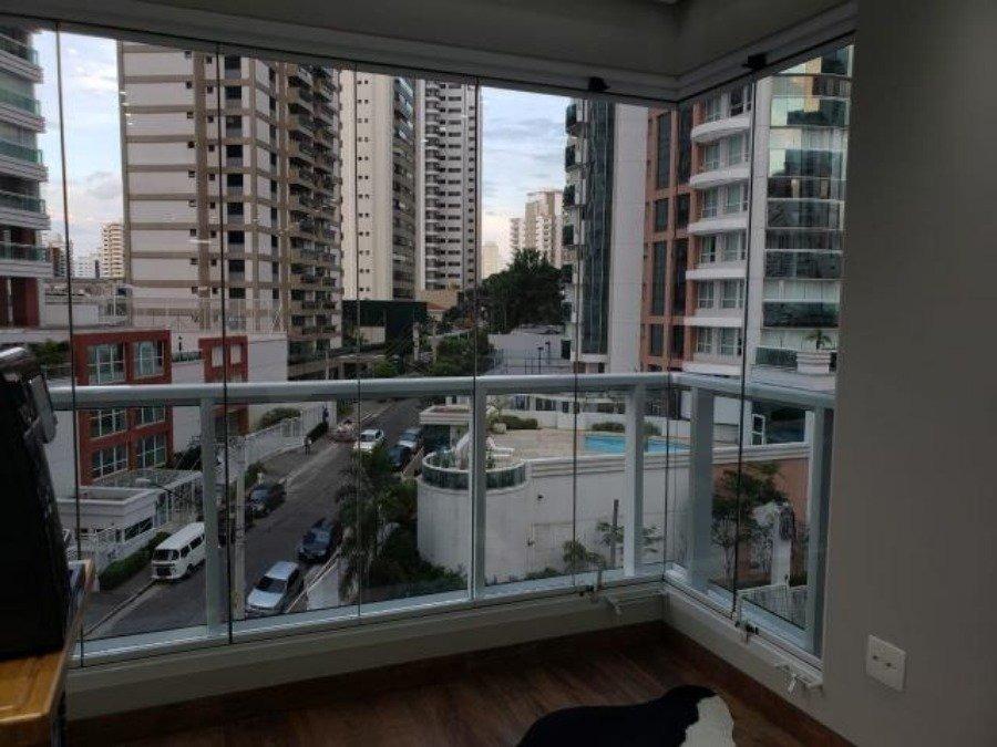 apartamento para venda por r$732.000,00 com 76m², 1 sala, 1 banheiro e 2 vagas - jardim anália franco, são paulo / sp - bdi23989