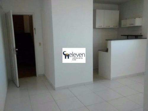 apartamento para venda rio vermelho, salvador 1 dormitório, 1 sala, área de serviço, armários, ar condicionado, 1 banheiro, 1 vaga, 48 m².  aceita financiamento - tg210 - 4832820