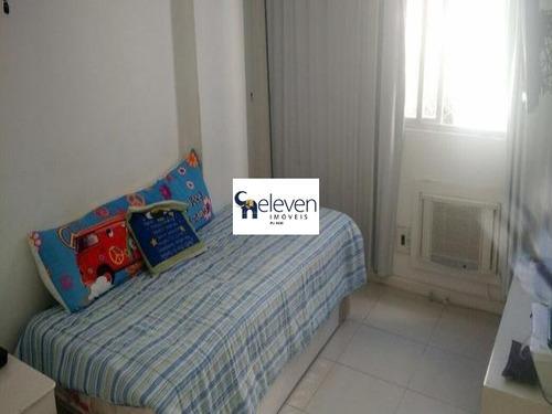 apartamento para venda rio vermelho, salvador 2 dormitórios, 1 sala, 1 banheiro, 1 vaga, 73 m². - ap00667 - 32369061