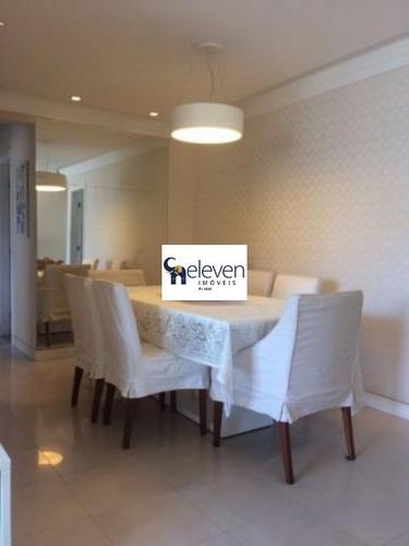 apartamento para venda stiep, salvador r$ r$520.000, com: 3/4 sendo 1 suíte, 1 sala, 1 banheiro, 2 vagas e 97 m² !!!!! - tba355 - 4491185