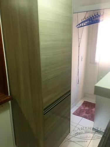 apartamento para venda - taboão da serra - ap0200