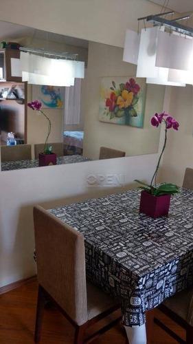 apartamento para venda via assunção são bernardo do campo - ap10280