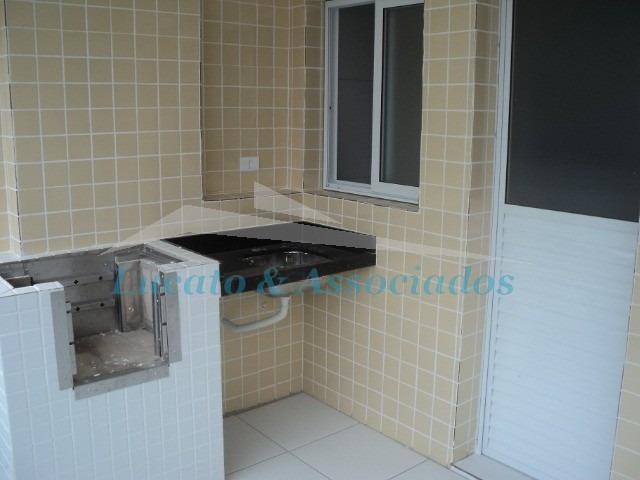 apartamento para venda vila tupi, praia grande - ap01296 - 4881433