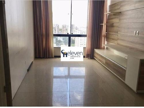 apartamento para venda vitoria, salvador 2 dormitórios sendo 2 suítes, 1 sala, 1 banheiro, 1 vaga, 100 m². - tnv7050 - 31952917