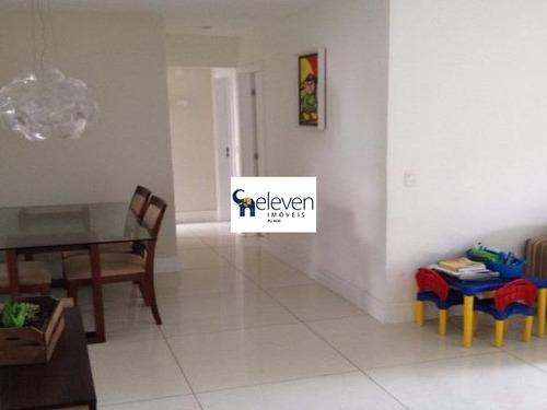 apartamento para venda vitória, salvador 3 dormitórios sendo 3 suítes, 1 sala, varanda, lavabo, 1 banheiro, 3 vagas, 128 m². - tdz7047 - 31992584