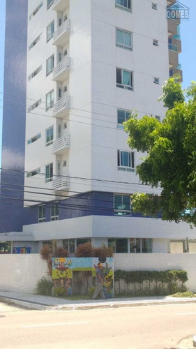 apartamento para vender, estados, joão pessoa, pb - 1303