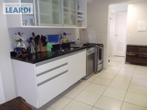 apartamento paraíso do morumbi - são paulo - ref: 400167