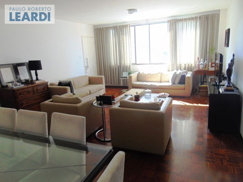 apartamento paraíso  - são paulo - ref: 452800