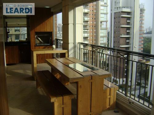 apartamento paraíso  - são paulo - ref: 554003