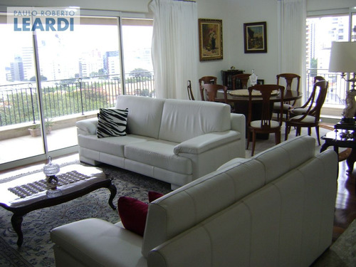 apartamento paraíso  - são paulo - ref: 554566