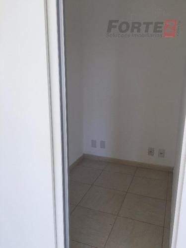 apartamento parque clube 134m² à venda, vila augusta, guarul