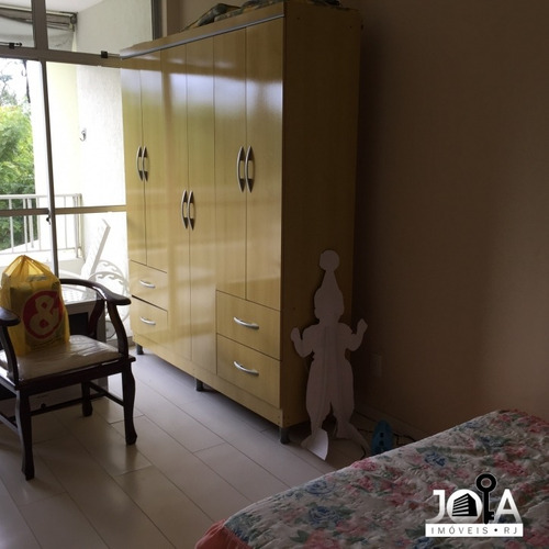 apartamento parque das rosas - barra da tijuca - 53l