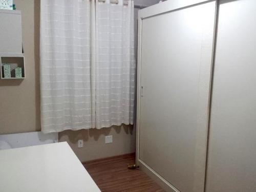 apartamento parque do carmo / cidade líder - 2 dorm. 1 vaga