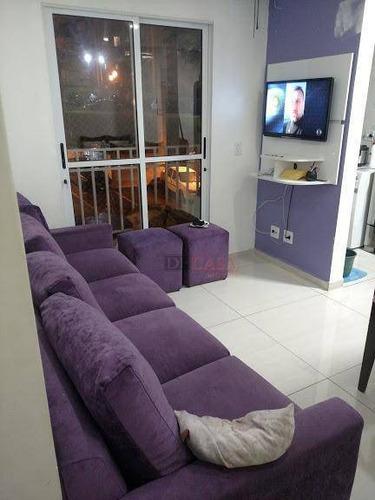 apartamento parque do sonhos 02 dorm. 01 vaga - ap4616