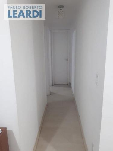 apartamento parque erasmo assunção - santo andré - ref: 555992