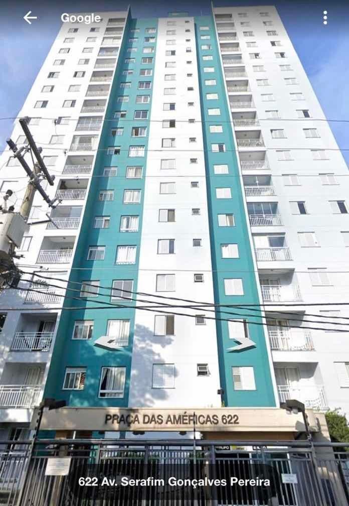 apartamento parque novo mundo