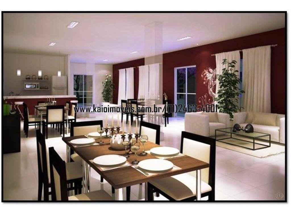 apartamento parque residence de 58m² com 2 dormitórios, jardim flor da motanha - ap1041
