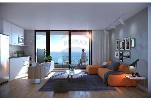 apartamento, parque rodó, vista al mar.