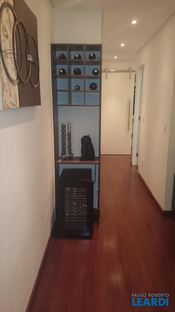 apartamento - parque são lucas - sp - 586405