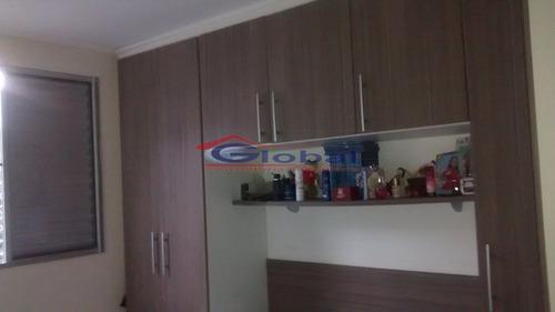 apartamento - parque são vicente - mauá - gl37135