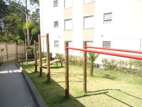 apartamento - parque são vicente - ref. av03/70