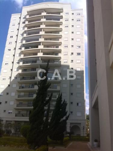 apartamento  parque tamboré alphaville. - 7695