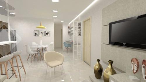 apartamento - partenon - ref: 218635 - v-218635