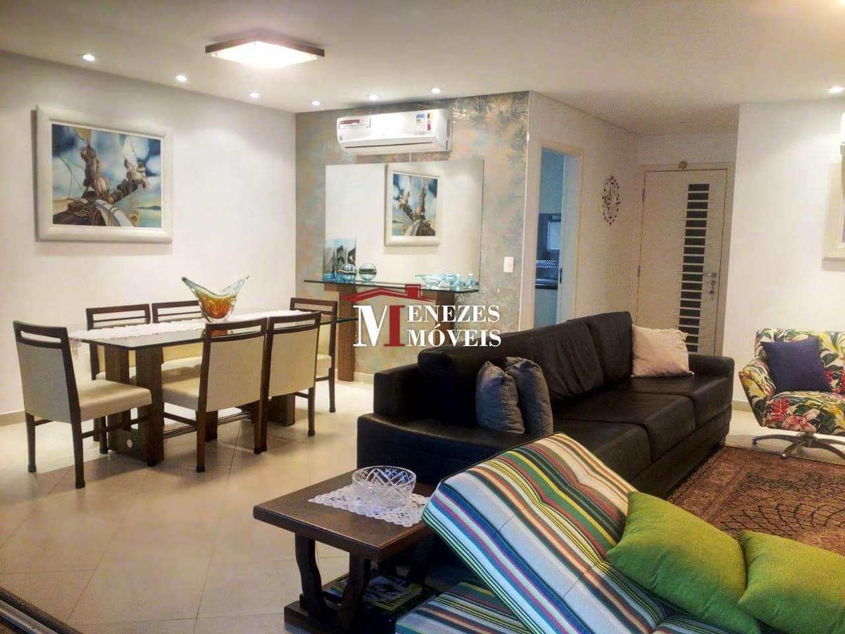apartamento pé na areia - venda -riviera  são lourenço ref. 926 - v926