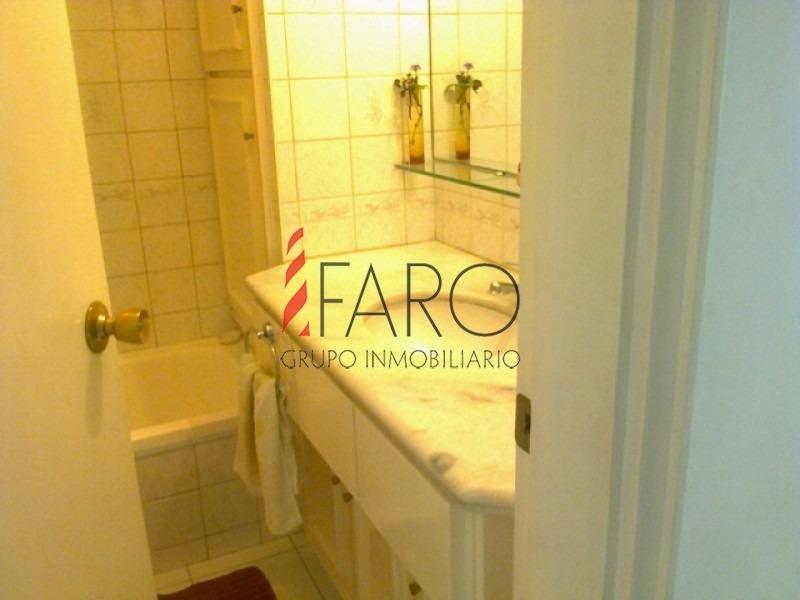 apartamento península 1 dormitorio 1 baño, cochera-ref:33678