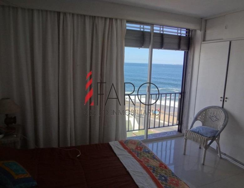 apartamento península 2 1/2 dormitorios c/garage- ref: 33607
