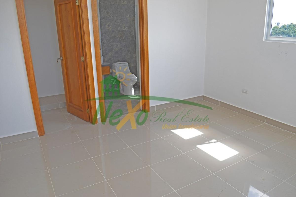 apartamento pent-house de oportunidad santiago (eaa-212 a4)