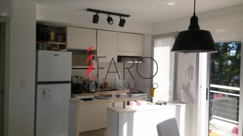 apartamento penthouse 2 dormitorios con terraza y parrillero-ref:36518