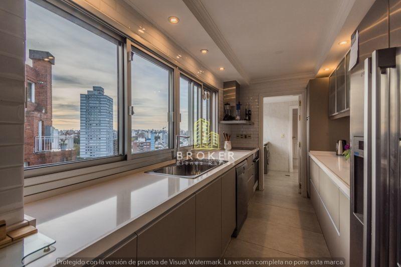 apartamento penthouse 4 dorm golf punta carretas permuto