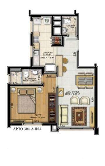 apartamento petropolis porto alegre - 2478