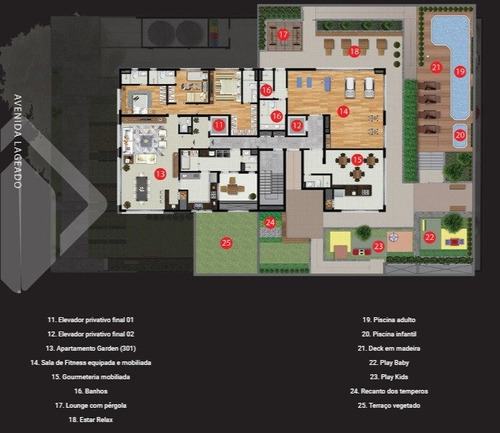apartamento - petropolis - ref: 239200 - v-239200