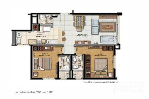 apartamento - petropolis - ref: 7883 - v-7883