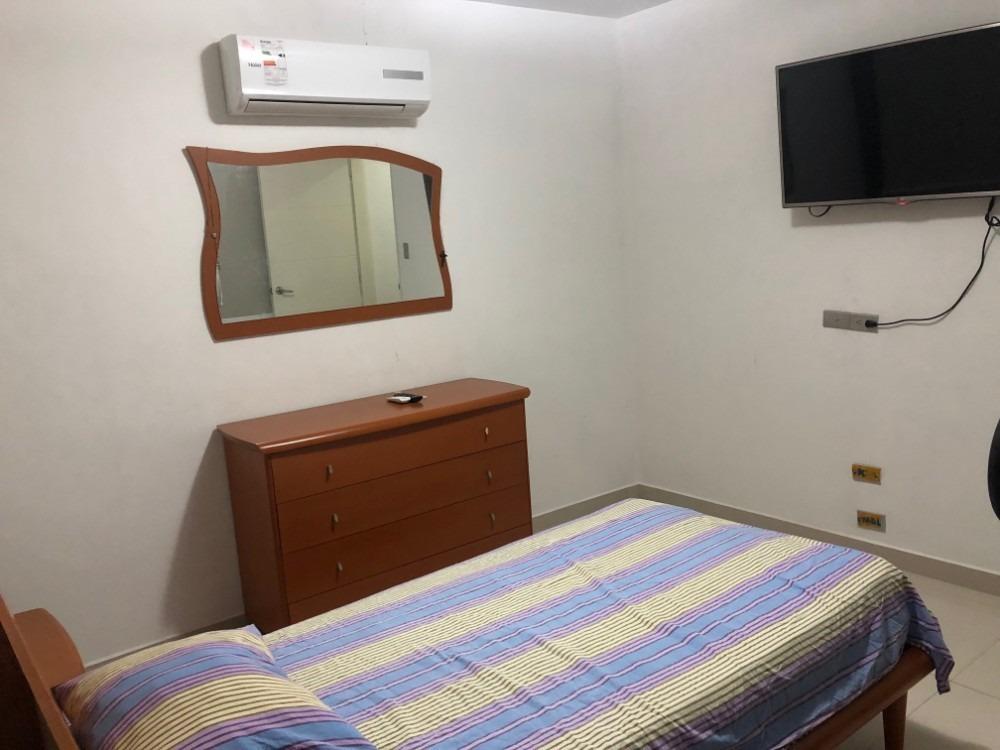 apartamento ph las acacias 3 hab 3 baños terraza parrillera