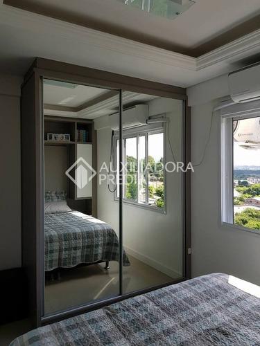 apartamento - pinheiro - ref: 87366 - v-87366
