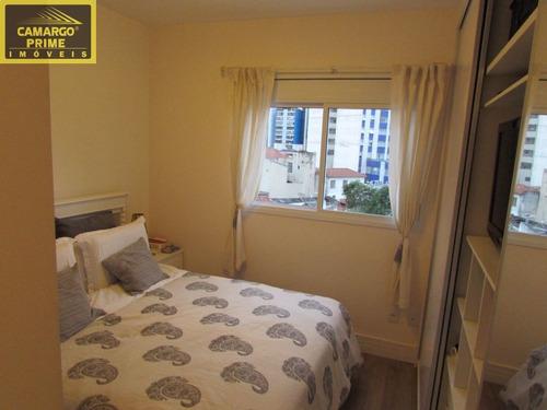 apartamento pinheiros - eb80298