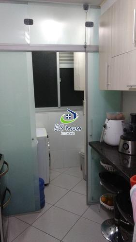 apartamento planejado e vago - 6021