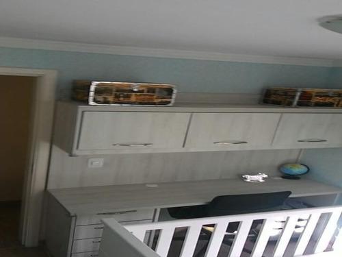 apartamento planejado no horto do ipê - 10827