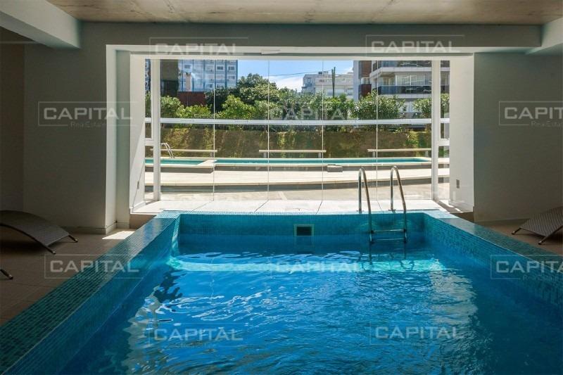 apartamento playa brava - buenos servicios-ref:25962
